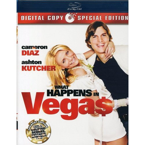 What Happens In Vegas (Extended Jackpot Special Edition/ Blu-ray)