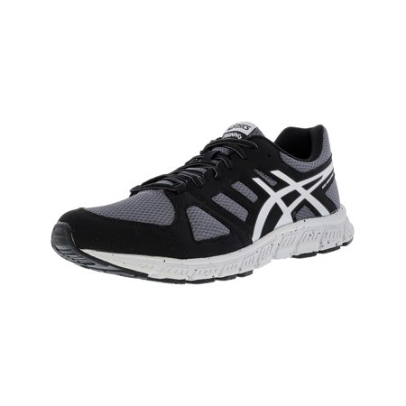 Asics Men's Gel-Unifire Tr 3 Dark Grey / Silver Black Ankle-High Cross Trainer Shoe -