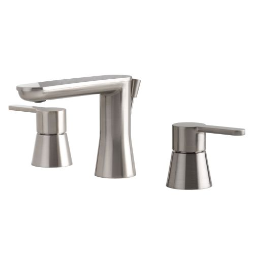 Bathroom Faucets Lifetime Warranty miseno ml361 mia-g widespread bathroom faucet - includes lifetime