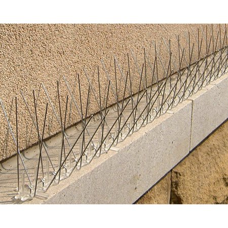 Bird-X Stainless Steel Bird Spikes, 10'