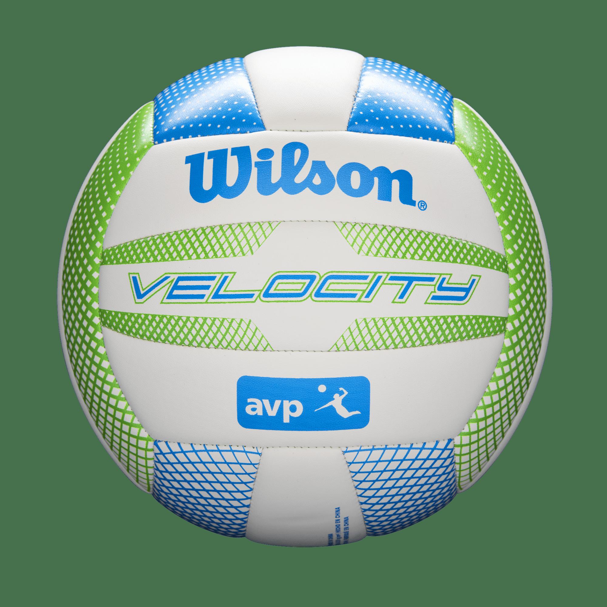 Wilson AVP Velocity Volleyball, Green
