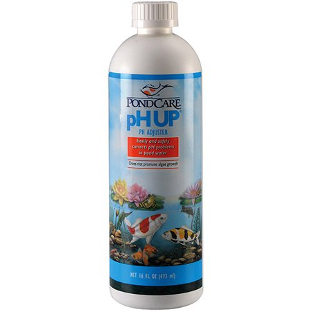 API Pond pH Up, Pond Water pH Raising Solution, 16 (Best Way To Clean A Pond)