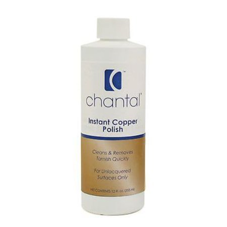 Chantal Instant Copper Polish / Cleaner - - Chantal Cleaner