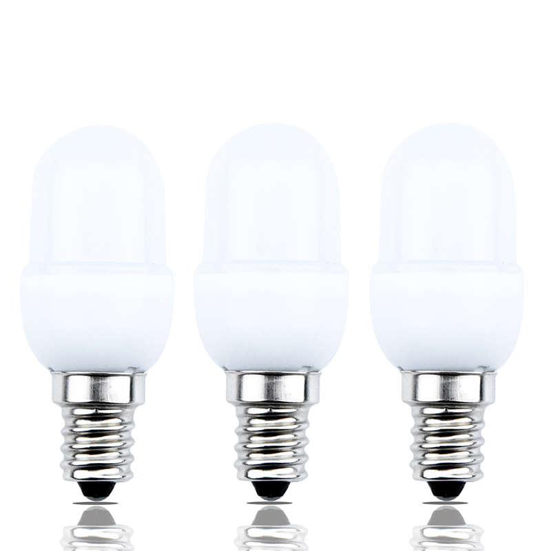 E12 Led Walmart: Bonlux 0.5W LED C7 Night Light Bulb Candelabra E12 Base
