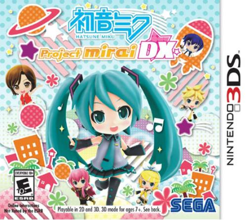 Hatsune Miku: Project Mirai Dx (Sega)