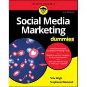 Social Media Marketing For Dummies - eBook