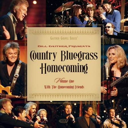 Country Bluegrass Homecoming: Volume 1 (DVD)