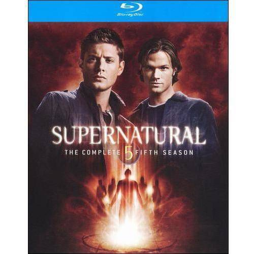 Supernatural: The Complete Fifth Season (Blu-ray) (Widescreen)