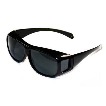 Wrap Around Glasses (Clear View HD Vision Polarized Glasses Wrap Around Day)