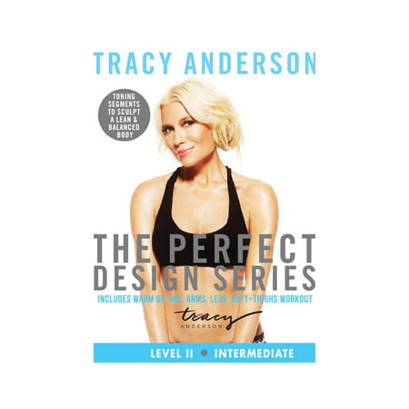 Tracy Anderson: Perfect Design Series Level 2 (Perfect Situp Level 2 And 3 Blades)