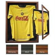 Caseworks International CAS-BB-440-2-M Medium Size Jersey Case - No Logo - Mahogany