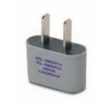 Smooth Trip ST-E1003-NA-UGGRY North and South American International Plug