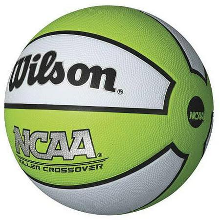 Wilson Ncaa Killer Crossover 27 5  Basketball  Lime