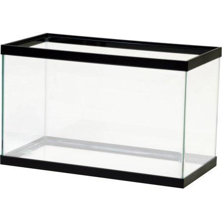 - Aqua Culture 10 Gallon Empty Aquarium (10 Gallon)