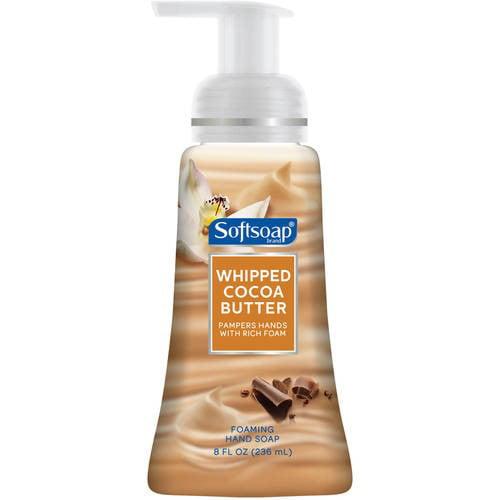 Softsoap Foaming Liquid Hand Soap, Whipped Cocoa - 8 fl oz