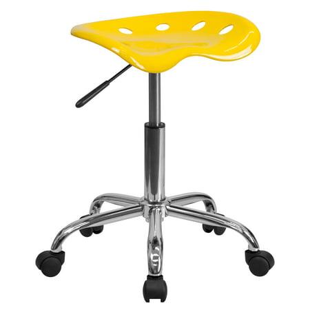 Flash Furniture HERCULES Series Black Vertical Back Metal Restaurant Chair, Wood Seat, Multiple Colors ()