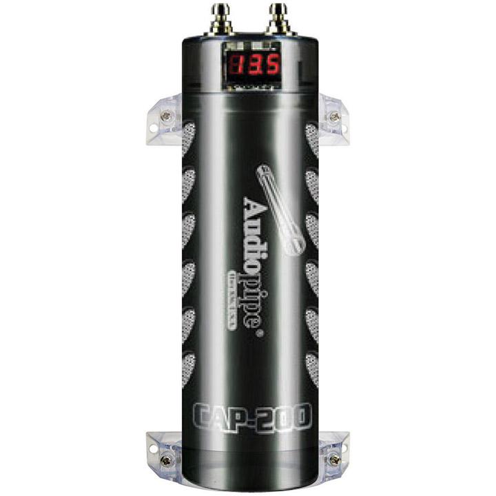 Audiopipe ACAP-200 0 Power Capacitor