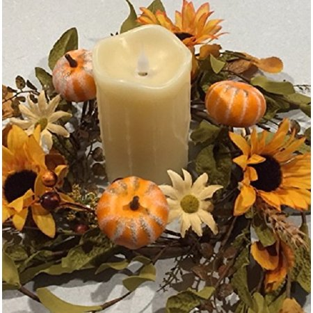 Harvest Hollows Fall Candle (Fall Candle Rings)