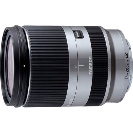 Tamron 18-200mm Di III VC for Sony Mirrorless Interchangeable-Lens Camera Series Auto FocusB011S-700 (Silver)