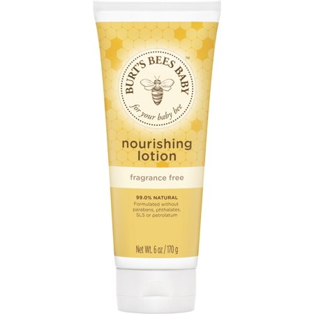 Burts Bees Baby Nourishing Lotion Fragrance Free Baby