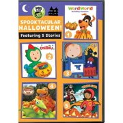 PBS Kids: Spooktacular Halloween (DVD) (Spooktacular Halloween Words)