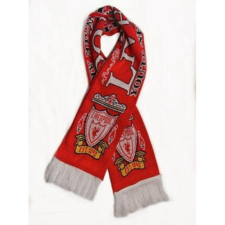 Premiership Soccer Usa Fan Scarf - Liverpool FC Soccer Fan Scarf