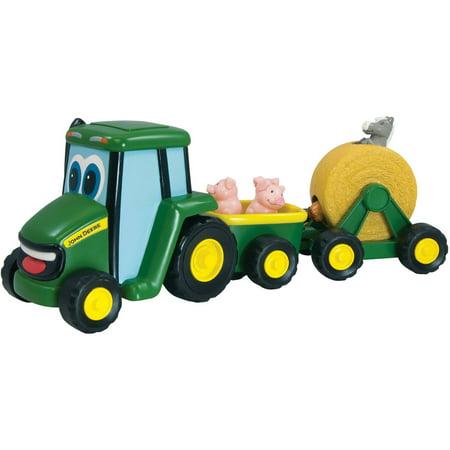 Johnny Tractor (Johnny Tractor County Fair Wagon Ride)