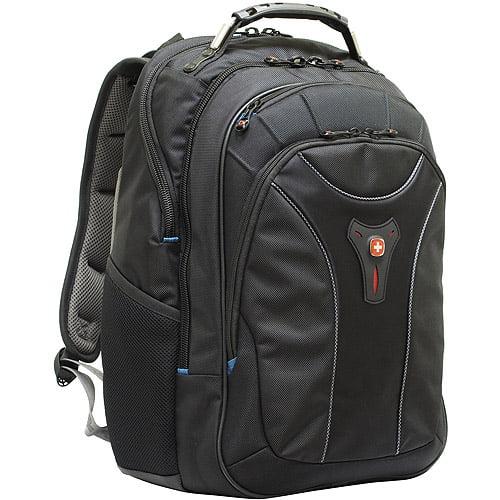 Wenger Carbon Laptop Backpack designed for Macbook Pro 15...