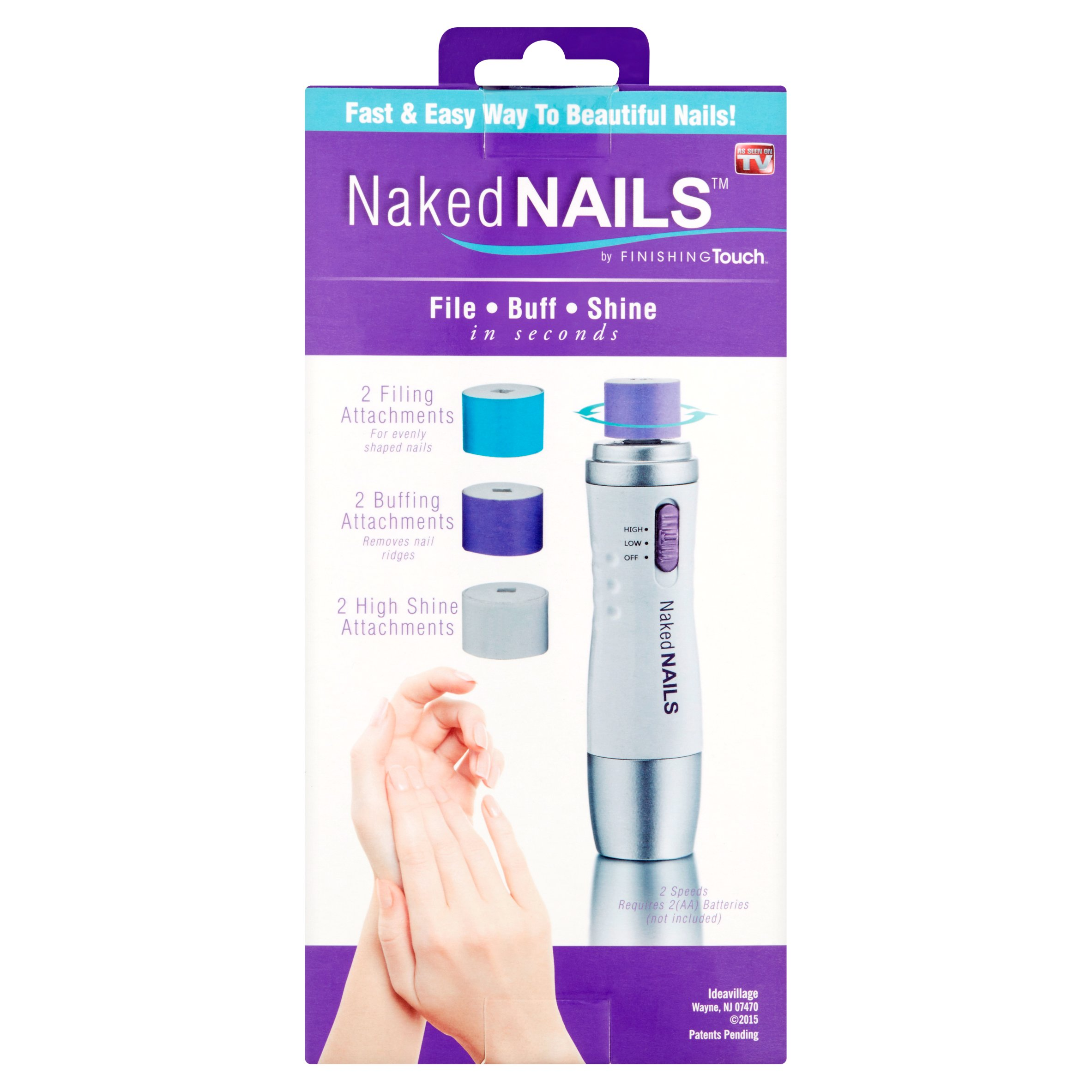 As Seen On Tv Naked Nails Walmart