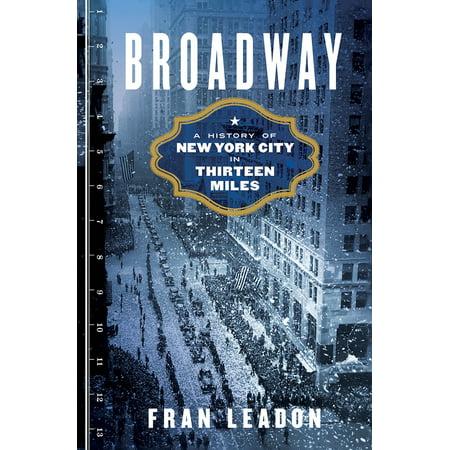 Broadway : A History of New York City in Thirteen Miles](City Of Kokomo)