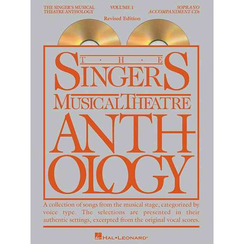 The Singer's Musical Theatre Anthology: Accompaniment Cds
