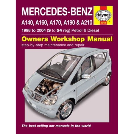 Icom Service Manual (Mercedes-Benz A-Class (Haynes Service and Repair Manuals) (Paperback) )