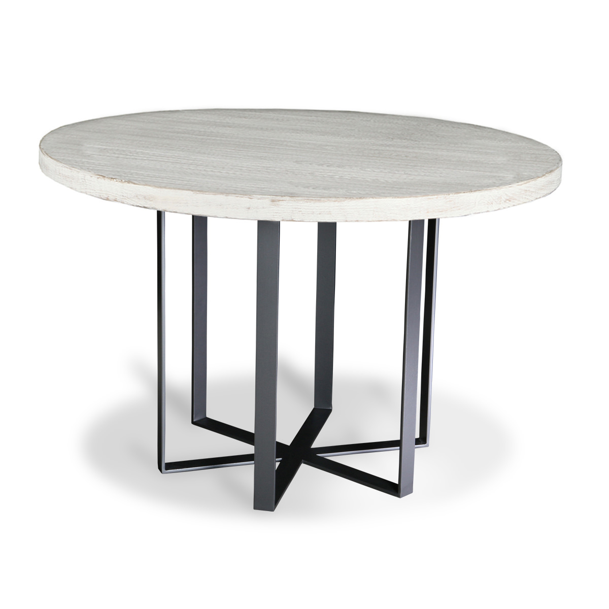 Wrought Iron Round Table.South Cone Home Austin Wrought Iron Round Dining Table
