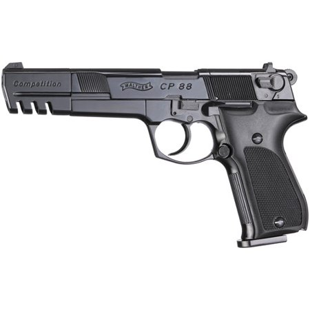 Walther CP88 Competition .177 Pellet CO2 Air Pistol