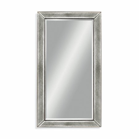 Bassett Mirror Beaded Wall Mirror   36W X 48H In