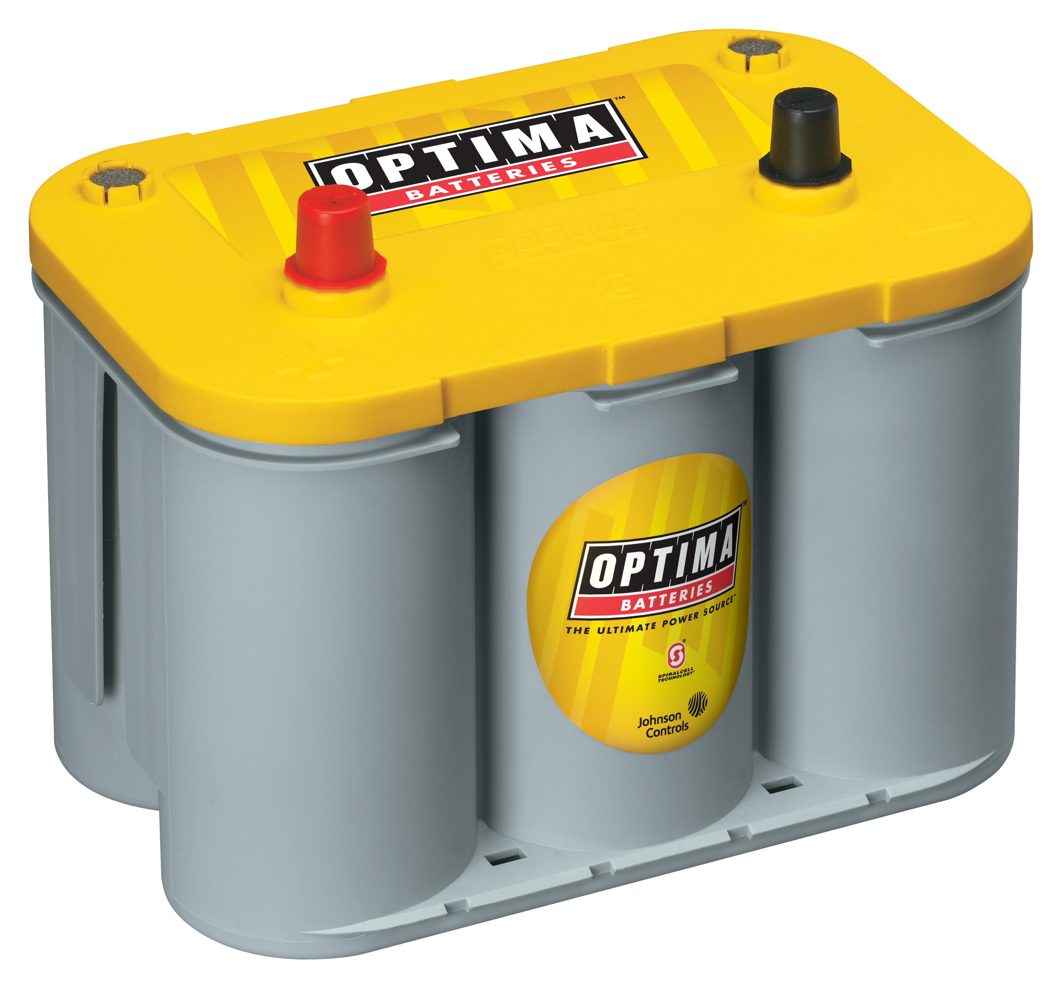 OPTIMA YellowTop Dual Purpose Battery, Group d34