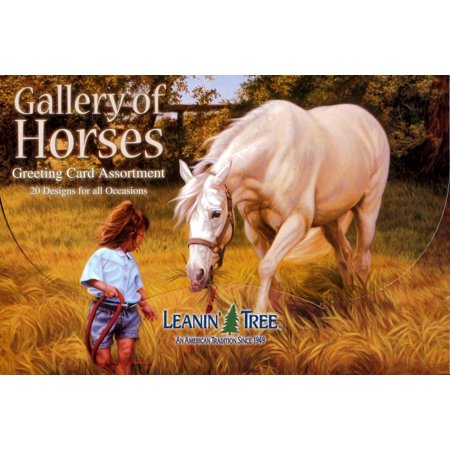 Gallery of horses greeting card assortment by leanin tree gallery of horses greeting card assortment by leanin tree ast90611 20 m4hsunfo