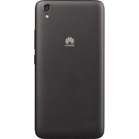 Best Straight Talk Huawei Pronto 4GB Prepaid Smartphone, Black (Bundle Promo Available) deal