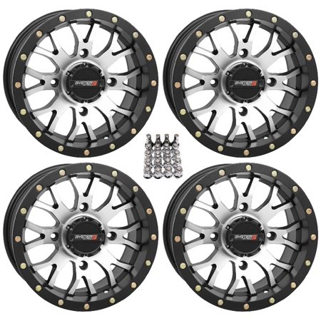 System 3 ST-3 Machined ATV Wheels 14