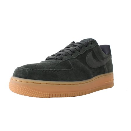 Nike - NIKE AIR FORCE 1 LOW 07 LV8 SUEDE SZ 9.5 OUTDOOR GREEN GUM BOTTOM AA1117  300 - Walmart.com 39fad75fb