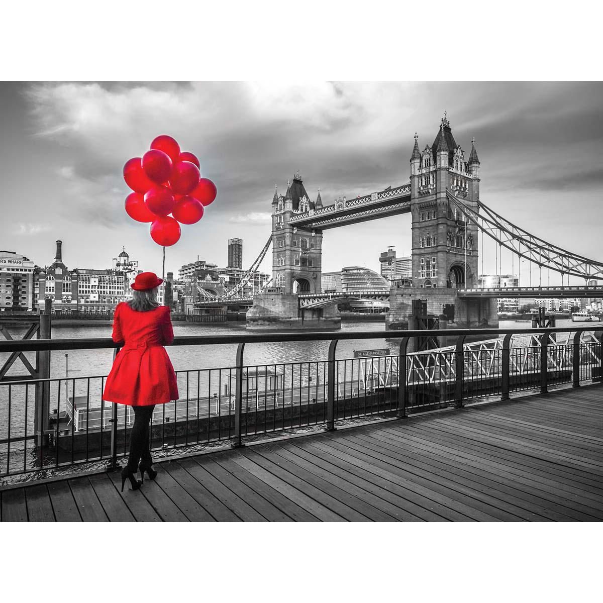 Perre Tower Bridge Jigsaw Puzzle