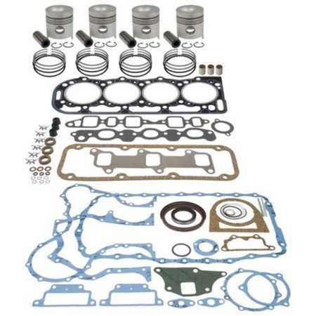 Tisco Bekf2563D-Lcb Replacement Part For Ford 5000 Basic Engine Oh Kit. Part (Basic Engine Kit)