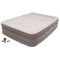 Coleman SupportRest Plus PillowStop Double-High Airbed with Pump, Queen