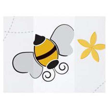 Happy Bee Cello Bags - Food & Party Favor Treat Bags -12ct