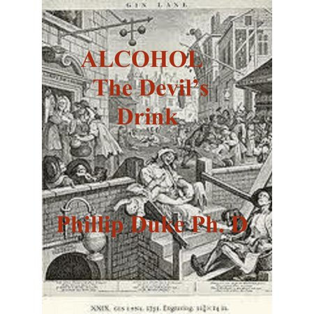 Alcohol the Devil's Drink - eBook - Good Halloween Drinks Alcohol