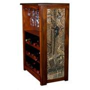 """La Grue Woodies"" Wine Cabinet"