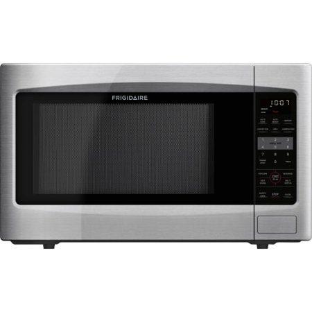 Frigidaire FFCT1278L 1.2 Cubic Foot Countertop Microwave Oven with Easy-Set Star
