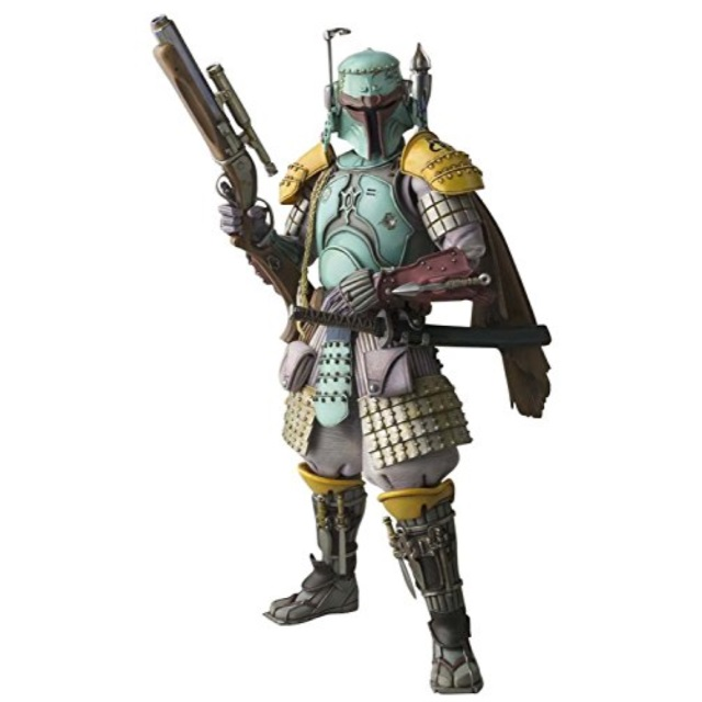 Bandai Tamashii Nations Meisho Movie Realization Boba Fett Toy Figure by