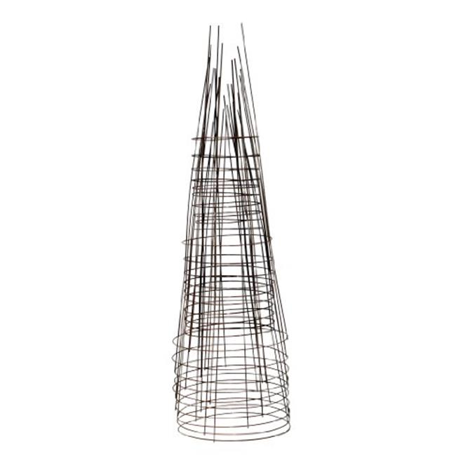 Image of Glamos Wire Products 720009 12x33 Plant Support - Earthtone - Pack of 10