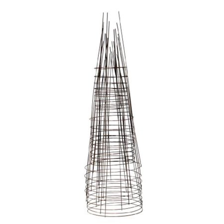Glamos Wire Products 720009 12x33 Plant Support - Earthtone - Pack of 10